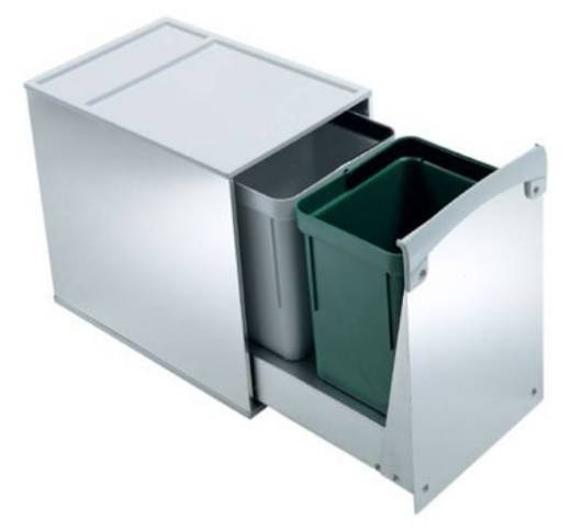 Box 2 Waste Bins Kitchen Fittings Products Vivo