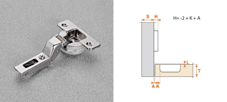 Salice Silentia Hinge Opening Systems Products
