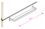451013 Towel Rail