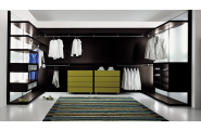 Walk in Wardrobe - CUBIC